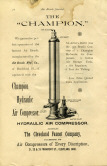 Page 16 of the 1892 Air Brush Journal magazine by Liberty Walkup & the Air Brush Mfg. Co.